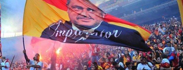 Galatasaray Şampiyonluğunu Kutladı!