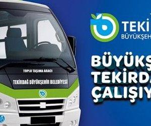 Tekirdağ Büyükşehir Belediyesinden Toplu ...