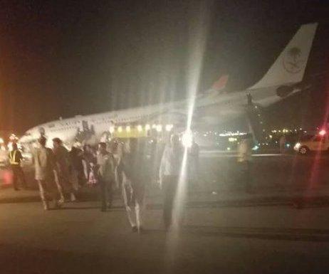 Türk Pilot Uçağı Burun Üstü İndirdi