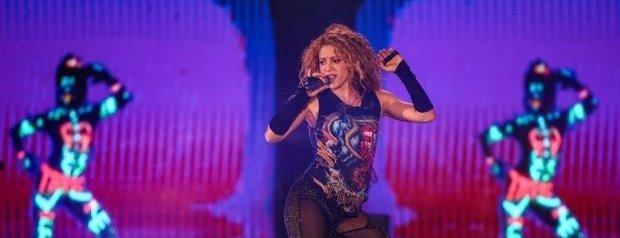 İstanbul`da Shakira Rüzgarı