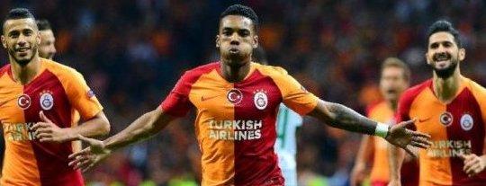 Galatasaray, İlk Maçında Lokomotiv Moskova'yı 3-0'la Geçerek ...