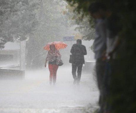 Meteoroloji`den Marmara İçin Sağanak Uyarısı