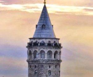 Galata Kulesi`ne Büyük Saygısızlık