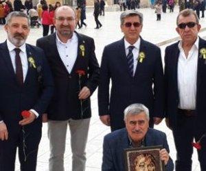Ankara'da Yaşayan Tekirdağ ve Trakyalılar Birlikte Anıtkabir'e ...
