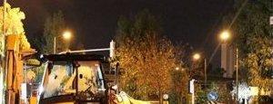 İzmir`de Şiddetli Yağış