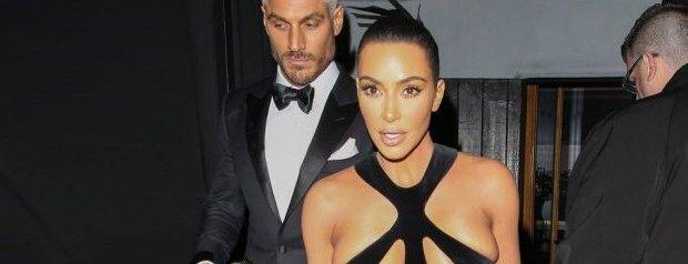 Kim Kardashian`ın Dikkat Çeken Tercihi