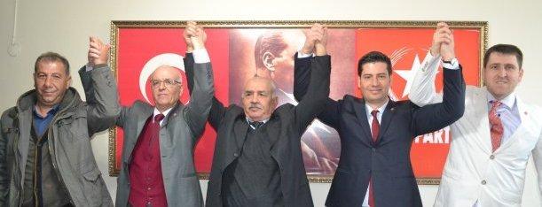 Vatan Partisi Tekirdağ Belediye Başkan Adaylarını Tanıttı