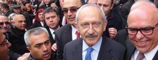 CHP Lideri Kemal Kılıçdaroğlu Tekirdağ`da
