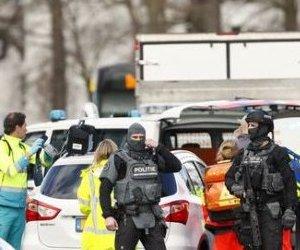 Hollanda`da Silahlı Saldırı