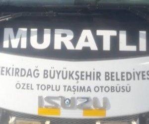 Muratlı - Tekirdağ Toplu Taşıma ...