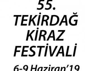 55. Geleneksel Tekirdağ Kiraz Festivali 6-9 Haziran 2019 Tarihleri ...