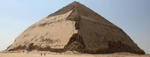 4 Bin 600 Yıllık Bent Piramidi Ziyarete Açıldı