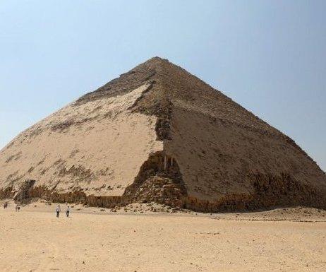 4 Bin 600 Yıllık Bent Piramidi Ziyarete ...