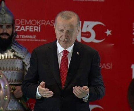 Cumhurbaşkanı Erdoğan'dan Darbeye Direnişin 3. Yılında Önemli ...
