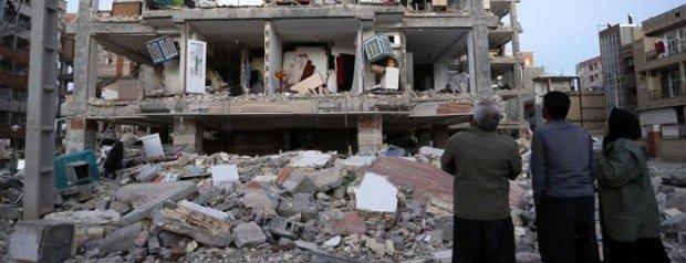 İran`da 5,9 Büyüklüğünde Deprem: 6 Ölü