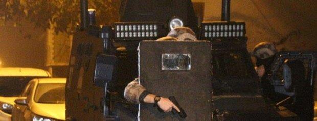 İstanbul`da Uyuşturucu Satıcılarına Yönelik Şafak Operasyonu