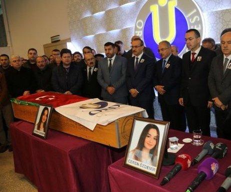Genç Balerin Ceren Özdemir`in Katil Zanlısı Suçunu İtiraf Etti