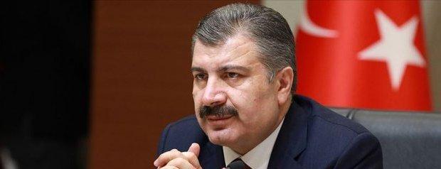 Sağlık Bakanı Koca: Vakaların Yüzde 60`ı İstanbul`da