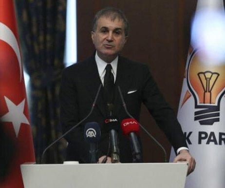 AK Parti Sözcüsü Ömer Çelik`ten Önemli Açıklamalar