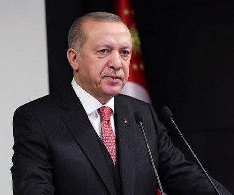 Cumhurbaşkanı Erdoğan Birazdan Açıklama ...